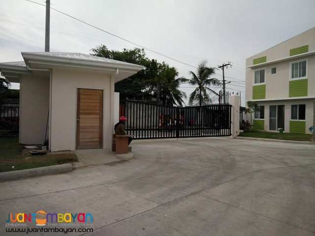 ready for occupancy affordable spacious townhouse basak lapulapu cebu