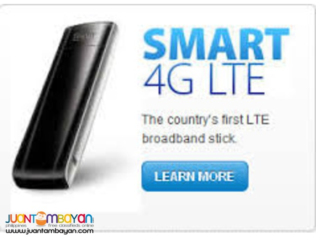 Consistent Unlimited Smart LTE / 4G Internet Business Line