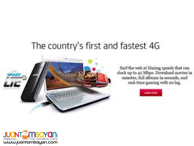 Consistent Fast Unlimited Smart LTE / 4G Internet Business Line