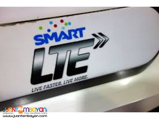 Fast Reliable Unlimited Smart LTE / 4G Internet Business Line