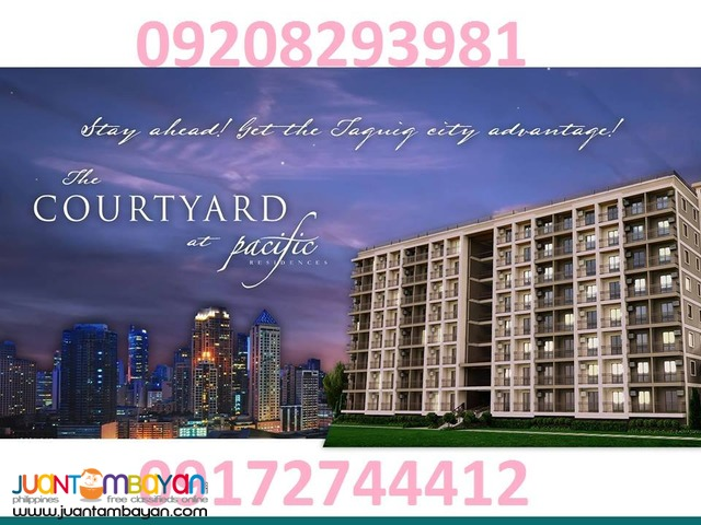 Preselling condo unit in taguig city