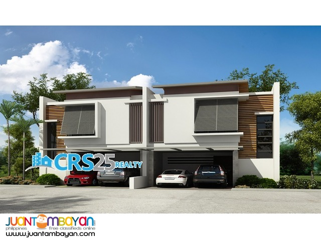 Townhouse in Talamban Near Montessorri & Atenei for Sale