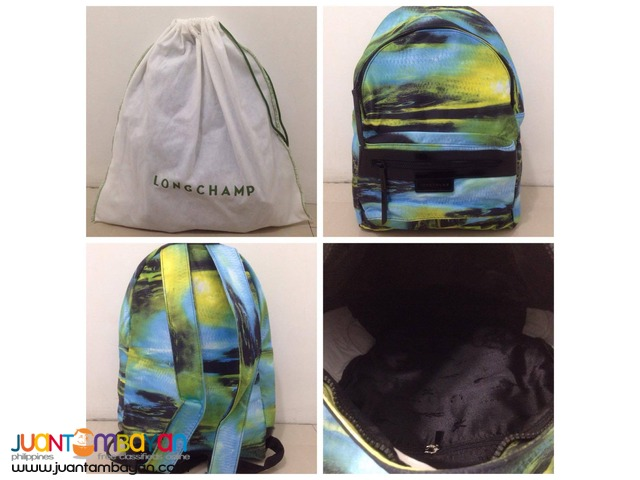 Longchamp Le Pliage Neo Nylon Backpack