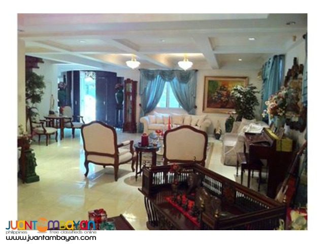 RUSH SALE!!! 800sqm House and lot in La Vista, Quezon city