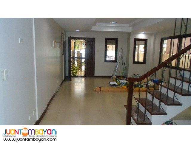 Furnished 4 Bedrooms House for rent in cebu city