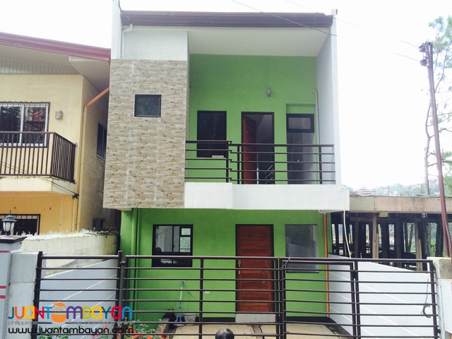 Rush Rush sale house and lot  in Crystal cave baguio city