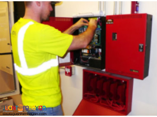 Preventive Maintenance of Fire Alarm and FDAS