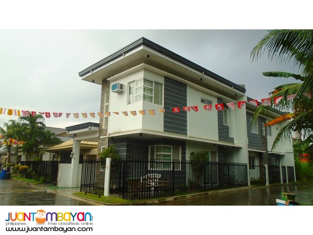 HOUSE AND LOT FOR SALE IN CABANCALAN MANDAUE CITY CEBU