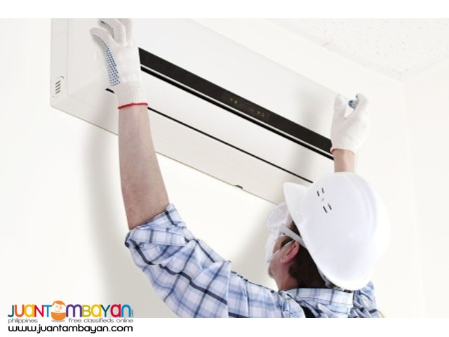 Aircon Cleaning, Servicing, Repair and Installation