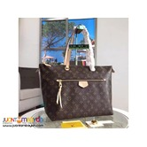 Louis Vuitton Iena MM Monogram Canvas