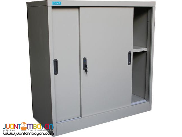 Sliding Cupboard, Filing Cabinet