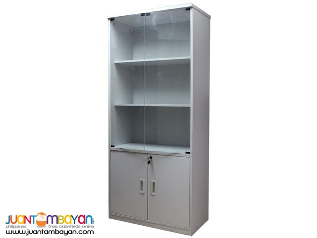 Office Filing Cabinet, Glass swing door