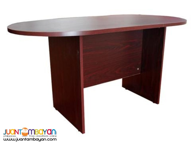 Oval Conference Table 6-8  Seater