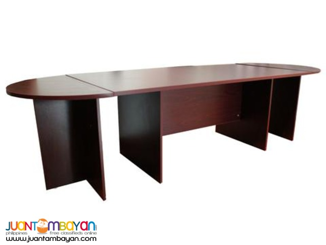 Oval Conference Table 8 to 10 seater