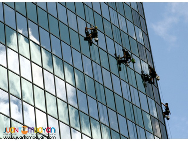 Professional Glass Window Cleaning (Interior & Exterior)