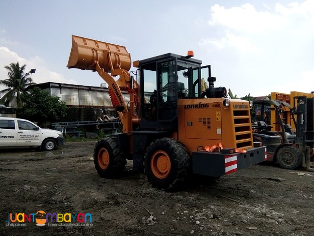 BRAND NEW Wheel Loader CDM816 .95m3 Bucket Size