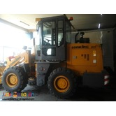 CDM816 Wheel Lonking Loader