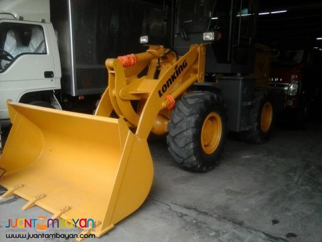 CDM816 Wheel Lonking Loader