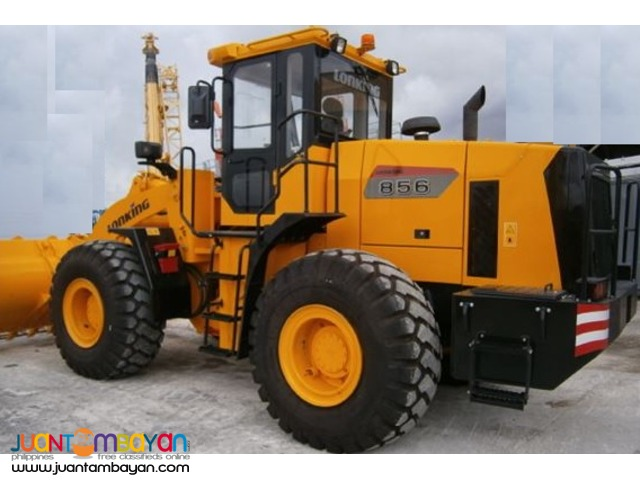 CDM856 Wheel loader Lonking ~ Brand New Sales