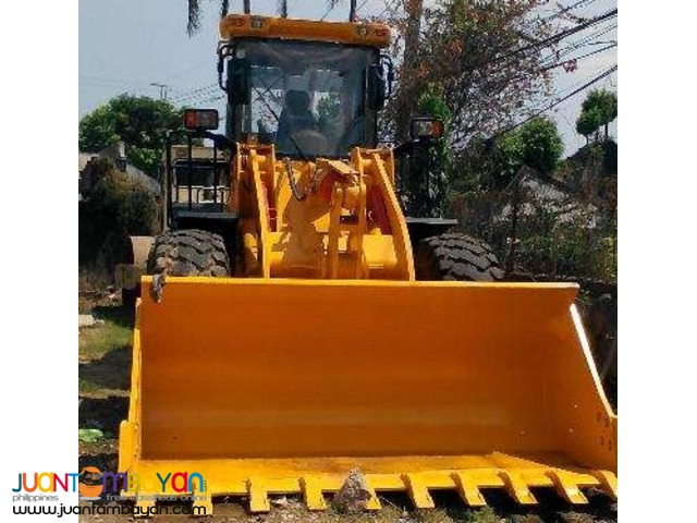 CDM860 Wheel loader Lonking ~ Sales Brand New