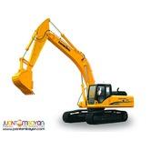 CDM6365 Hydraulic Excavator Lonking