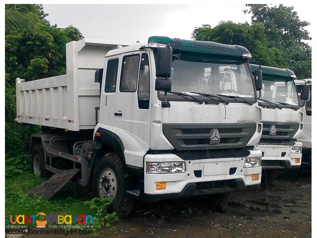 C5B Huang He Dump Truck 6 wheeler - Sinotruk