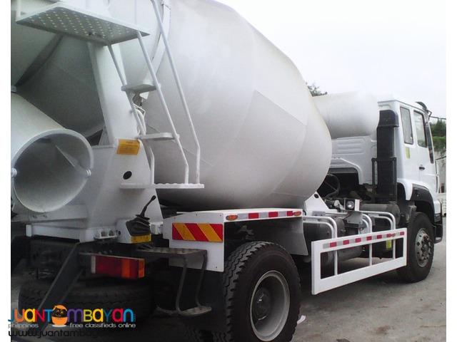 C5B / Huang He Transit Mixer Truck  6wheeler | Sinotruk