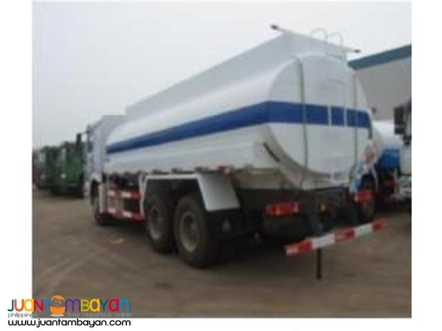 HOWO OIL TRUCK 10wheeler Sinotruk