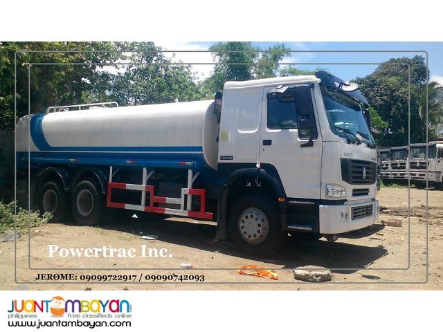 Sinotruk - HOWO Water Truck 10Wheeler