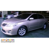 Toyota Corolla Altis For Rent!