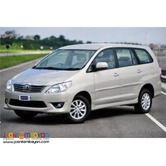 Toyota Innova for Rent !