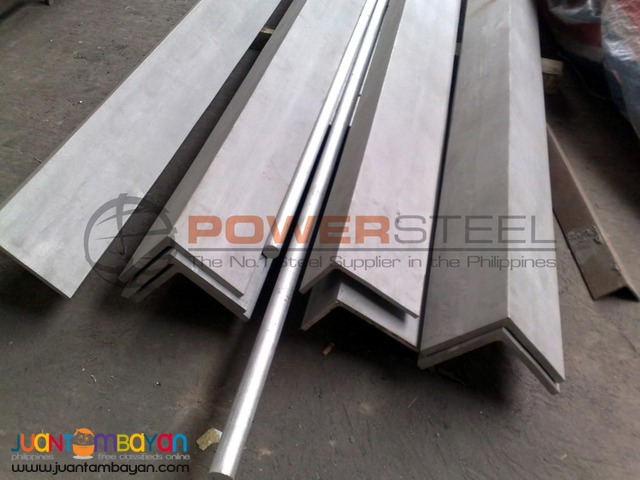 Supplier of Angle Bar in Davao