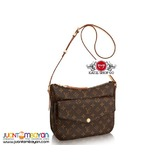 Louis Vuitton Mabillon Monogram Canvas
