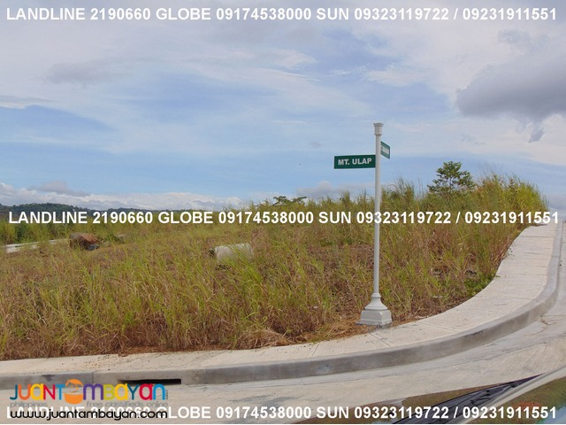 Sta Lucia Lot for Sale in Angono near SM Sunnyville 3yrs NO Interest