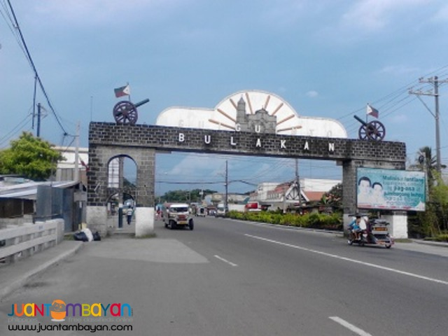 Commercial lot in Malolos Bulacan