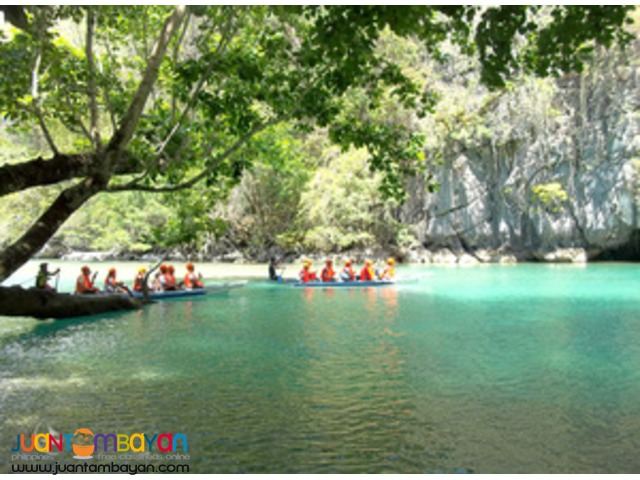 Palawan packages, Puerto Princesa tour package, 4 days
