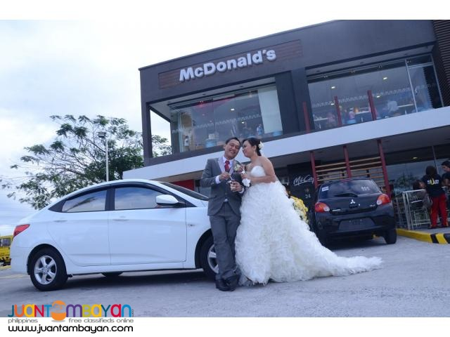 Bridal Car for Rent