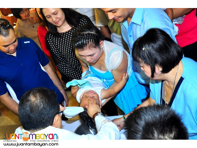 Birthday-Baptismal Photo-Video Coverage