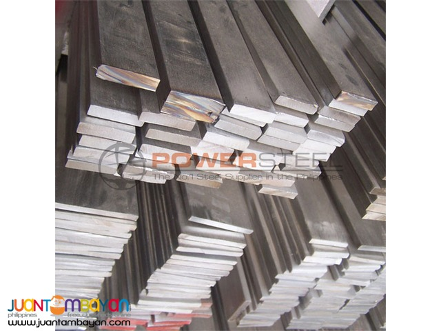 Supplier of Flat Bar in Davao