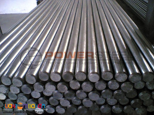 Supplier of Round Bar in Davao