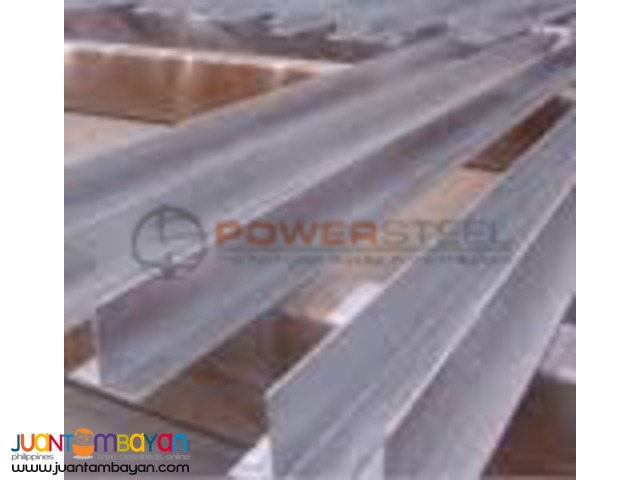 Supplier of T Steel bar in Davao