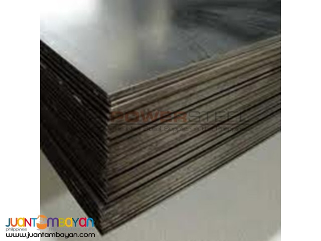Supplier of Mild Steel Plate in Davao