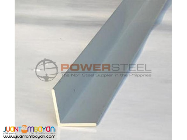 Supplier of Stainless Angle Bar in Davao