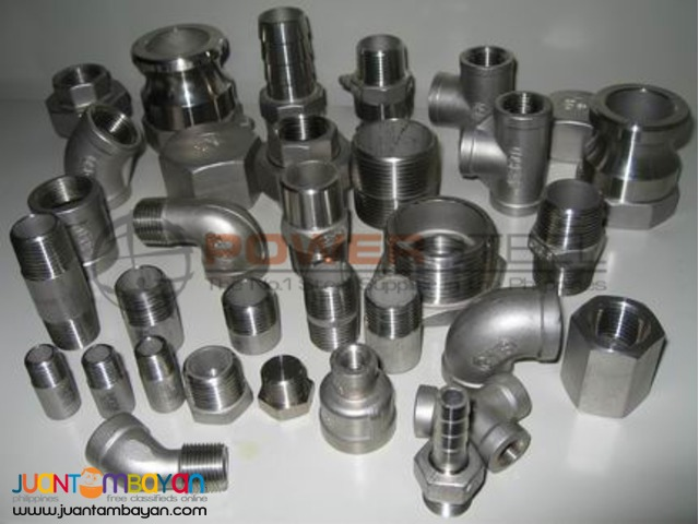 Supplier of Stainless Steel Fittings in Davao