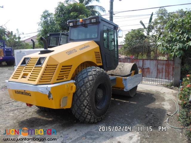 Cdm512 Pizon Road Roller truck lonking