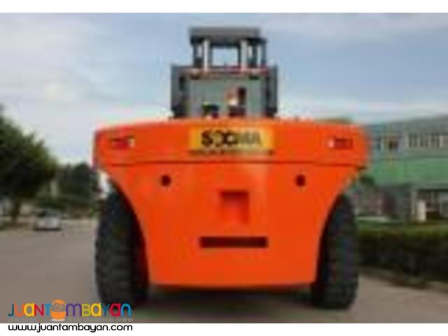 HNF300 SOCMA 30 Tons Forklift