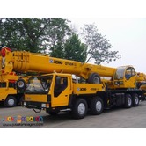 QY50B.5 Truck Mounted Crane - XCMG