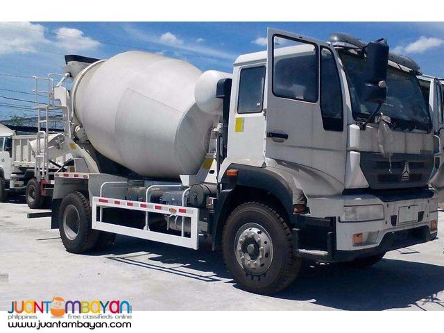 Sinotruk C5B Huang He transit mixer for sale