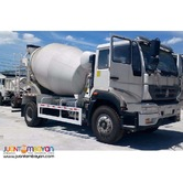 Sinotruk C5B Huang He transit mixer for sale