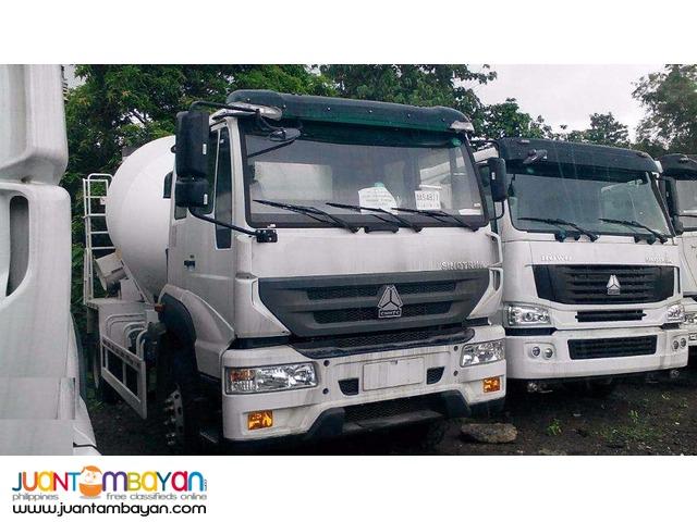Sinotruk C5B Huang He transit mixer brand new